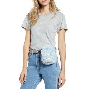 Herschel Supply Co. Fleece Mini Heritage Backpack